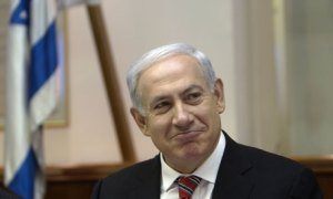 The Israeli prime minister, Binyamin Netanyahu, takes a belligerent stance on Iran